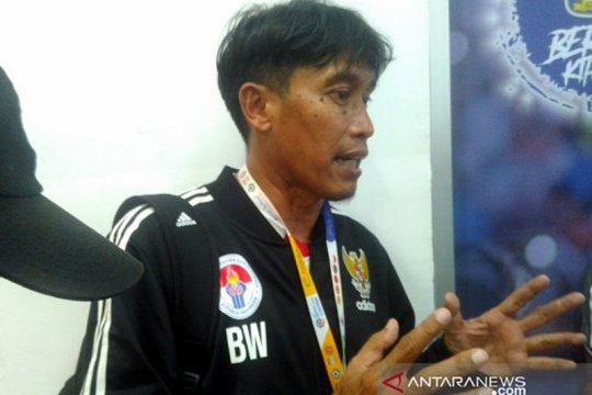 Pelatih tim pelajar Indonesia puas dengan semangat juang pasukannya
