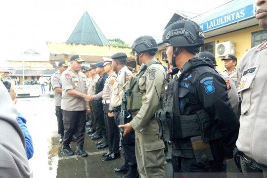 Kapolda Papua berikan apresiasi kepada anggota penangkap Iris Murib