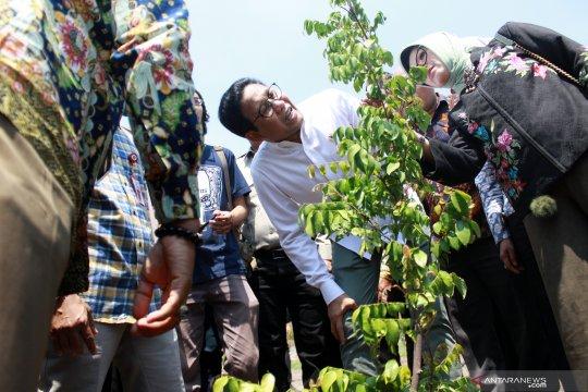 Mendes PDTT resmikan infrastruktur di desa wilayah perbatasan Malaka
