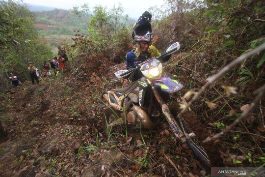 Kroser Afrika Selatan juarai kejuaraan motocross di Kalimantan Selatan