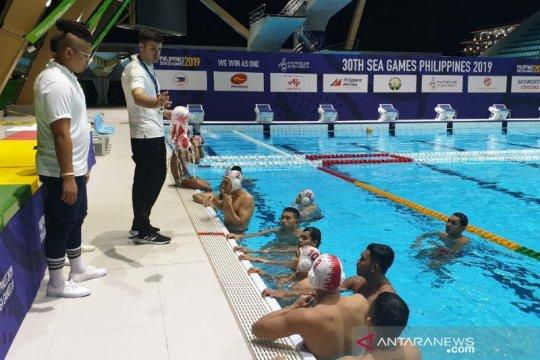 Tim polo air putra Indonesia jalani laga hidup-mati melawan Singapura