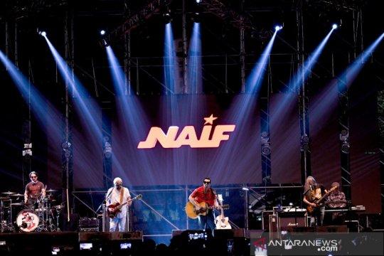 Kemarin, NAIF bubar sampai Sapri Pantun meninggal