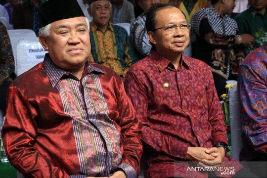 Gubernur Koster: jaga Bali sebagai pulau yang penuh toleransi