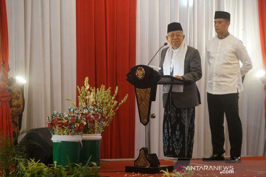 Wapres hadiri peringatan Maulid Nabi di Yogyakarta