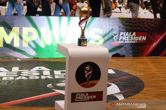 Uang hadiah Piala Presiden Bola Basket dijanjikan cair dalam tiga hari
