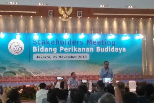 Menteri Edhy ajak pelaku usaha ciptakan iklim kondusif budi daya ikan