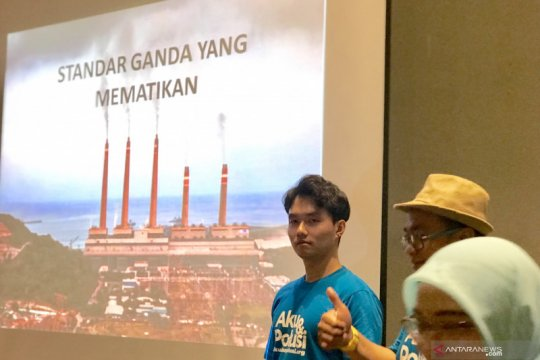 Greenpeace kritik Korsel untuk pendanaan pembangunan PLTU batubara