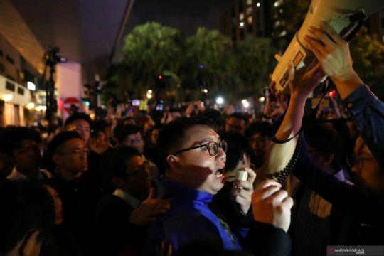 Malaysia ucapkan selamat ke Hongkong