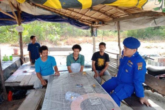 Satpolair Bangka Barat imbau keselamatan nelayan