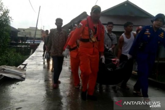 Basarnas Pekanbaru temukan korban hilang dalam kondisi meninggal