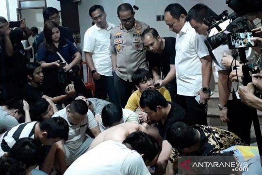 Polda Metro Jaya gerebek sindikat penipuan internasional asal China