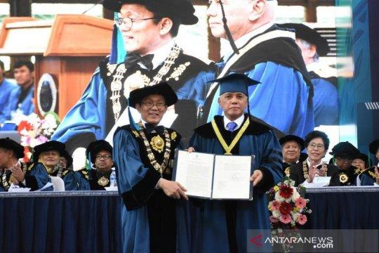 ITB berikan gelar doktor kehormatan kepada Hatta Rajasa