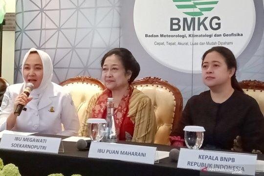 Megawati minta media massa lebih beri ruang untuk isu perubahan iklim