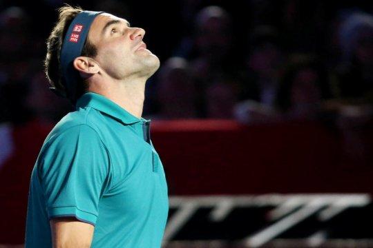 Federer ditumbangkan Basilashvili di perempat final Qatar Open 2021