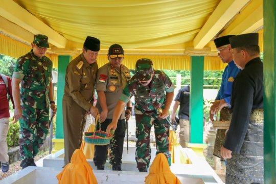 Panglima TNI kunjungi Pulau Penyengat