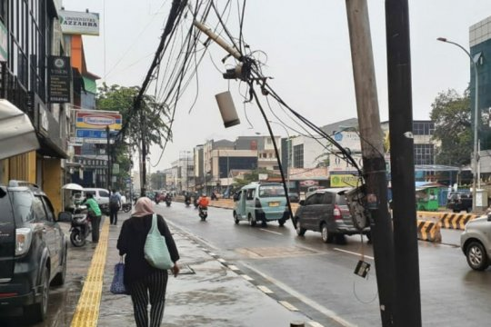 Kemendagri: Penyerahan RAPBD lewat 30 November, lampu merah bagi DKI