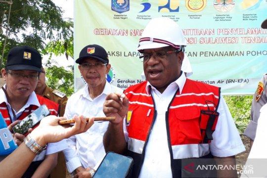 Wamen PUPR terus pantau proses rekonstruksi pascabencana di Pasigala