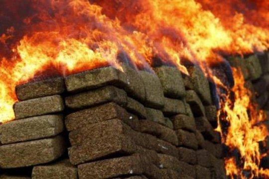 Polda Sumatera Utara musnahkan narkoba hasil sitaan dalam jumlah besar