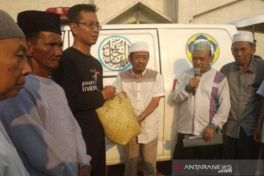 One-More Muhammadiyah buka Posko kebakaran Sebuku, Kotabaru