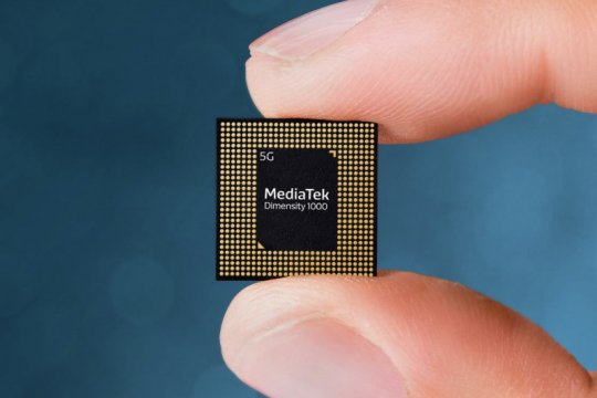"Mediatek luncurkan ""chipset"" 5G Dimensity 1000"