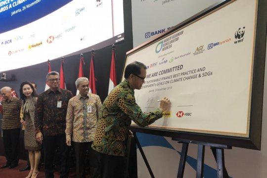 Lima bank gabung ke Inisiatif Keuangan Berkelanjutan Indonesia