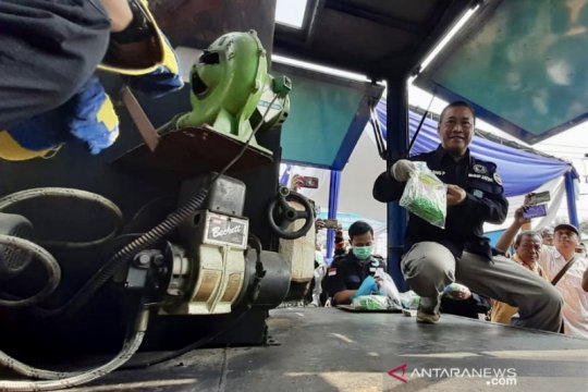 BNNP Jatim musnahkan 5,26 kilogram sabu-sabu