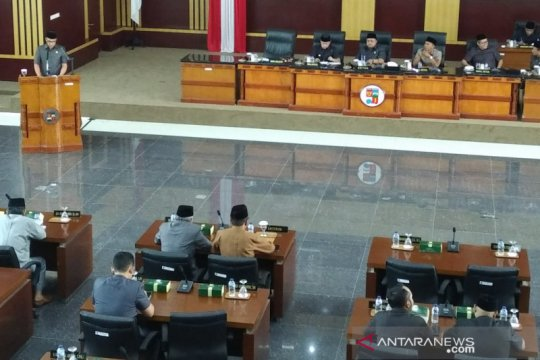 DPRD setujui RAPBD Kota Bogor 2020 sebesar Rp2,584 triliun