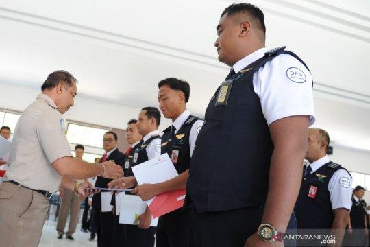 Gagalkan penyelundupan ikan, Avsec Bandara Ngurah Rai raih penghargaan