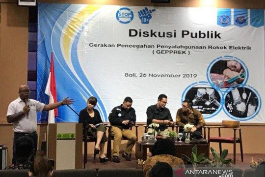 Industri produk tembakau alternatif butuh regulasi, kata anggota DPR