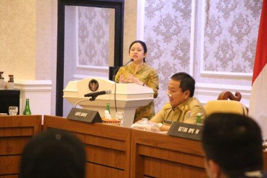 Puan minta Pemprov Lampung antisipasi arus mudik Natal dan Tahun Baru