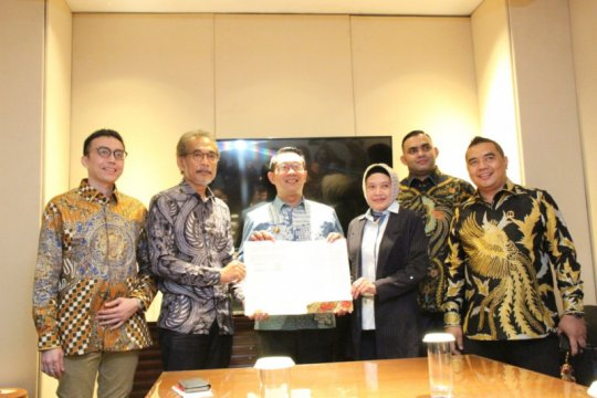 Jasa Sarana-perusahaan Malaysia teken kerja sama garap proyek di Jabar
