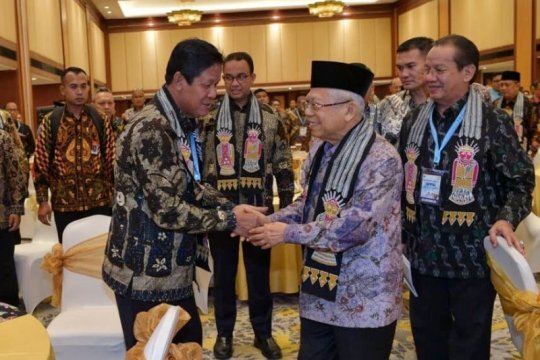 Kepri berkomitmen dukung lima program prioritas Jokowi