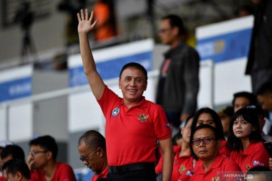 PSSI bertemu Luis Milla di Filipina pada 29 November