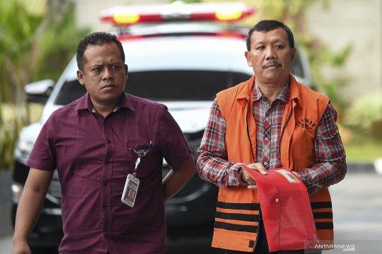 Sekretaris Daerah (nonaktif) Jawa Barat Iwa Karniwa kembali diperiksa KPK