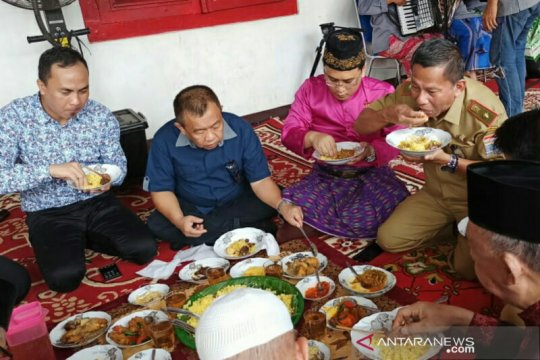 Pemkot Palembang daftarkan 'Ngobeng' sebagai warisan budaya tak benda
