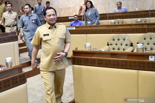 Mendagri Tito Karnavian pastikan anggaran blangko KTP-el aman