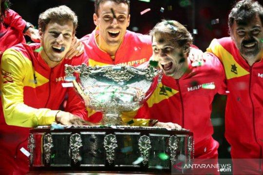 Final Piala Davis ditunda hingga 2021