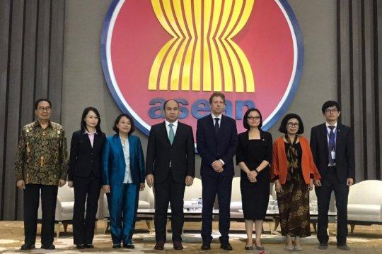 Sekretariat ASEAN luncurkan laporan integrasi ekonomi kawasan 2019