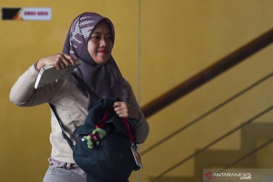Wagub Lampung Chusnunia Chalim diperiksa KPK