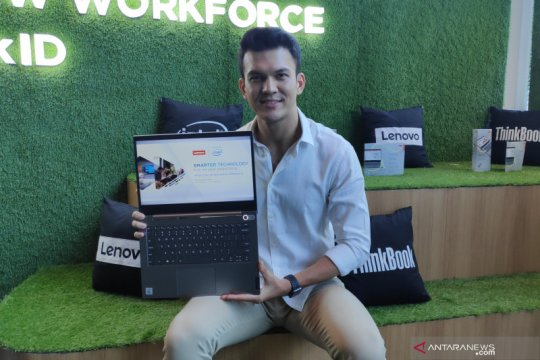 Lenovo luncurkan laptop ThinkBook 14 mulai Rp7 jutaan