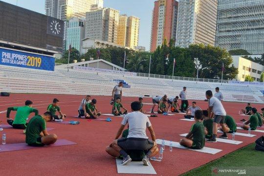 Timnas U-22 Indonesia tak ubah susunan pemain kontra Singapura