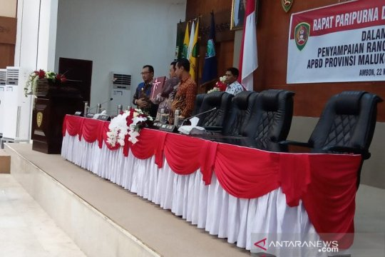 DPRD Maluku kebut pembahasan KUA PPAS dan RAPBD 2020