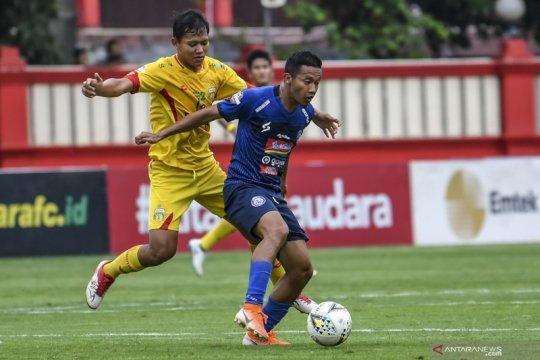 Dendi Santoso senang dengar wacana Liga 1 dilanjutkan