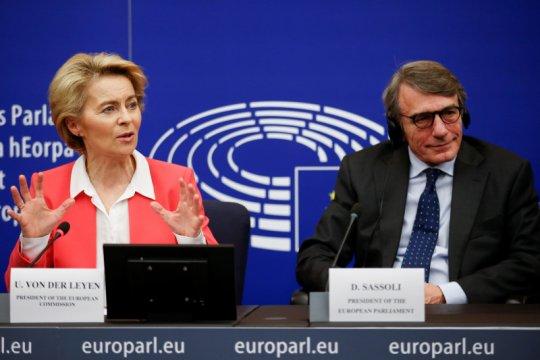 Kontak dengan staf positif, Presiden Parlemen Eropa jalani isolasi