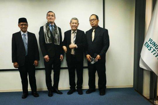 Institusi Turki kerja sama riset dengan Universitas Muhammadiyah