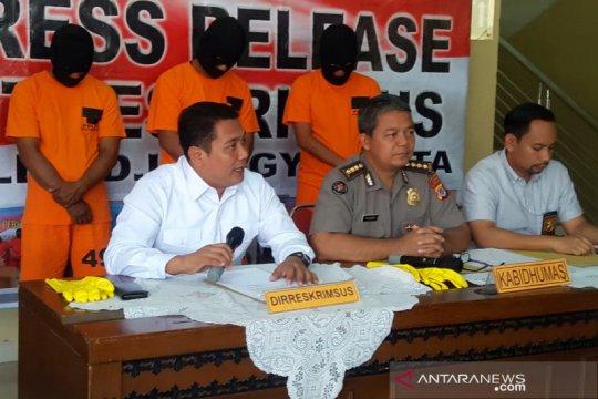 Polda DIY tangkap tiga pelaku peredaran BBM ilegal