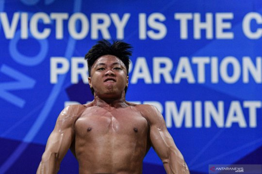 Rahmat Erwin buka peluang ke Olimpiade berkat hasil di Kejuaraan Asia