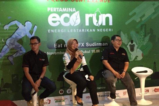 7.500 pelari ramaikan Pertamina Eco Run 2019
