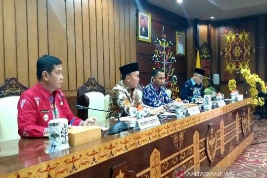 Gubernur Kalteng bakal temui Erick Thohir terkait  jalan eks Pertamina