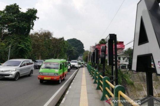 Atasi kemacetan, Pemkot Bogor akan lebarkan jalan dan  jembatan Otista